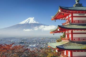 Du Lịch Nhật Bản: Narita - Tokyo - Hakone - Fuji