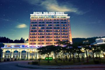Khách sạn Royal Halong.