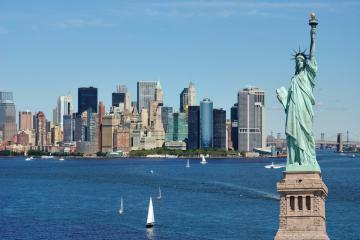 Hoa Kỳ liên tuyến (Đông - Tây): New York - Philadelphia - Washington DC - Las Vegas - Grand Canyon: West Rim - Los Angeles - Thăm thân