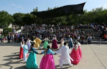 MỪNG XUÂN CANH TÝ: SEOUL - NAMI - LOTTE WORLD - TRƯỢT TUYẾT