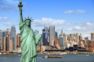 Hoa Kỳ bờ Đông: New York - Philadelphia - Washington DC - Thăm thân