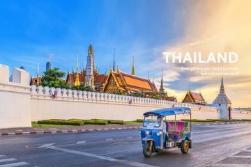 Du Lịch Bangkok - Pattaya