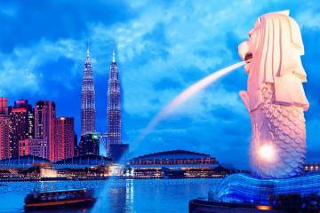 Du Lịch Liên Tuyến 2 Nước: Singapore - Malaysia