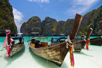 Du Lịch Thiên Đường Biển Phuket - Vịnh Phang Nga