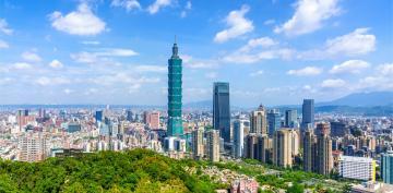 Tháp Taipei 101 - Một trong những tòa tháp đã từng cao nhất thế giới