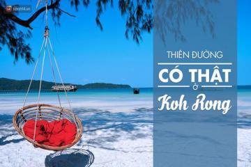Du Lịch Campuchia : Sihanoukville - Đảo Kohrong Samloem
