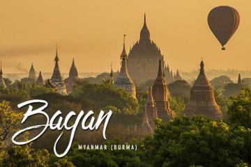 Du Lịch Myanmar : Yangon - Kyaikhtiyo - Golden Rock - Bago - Thanlyin