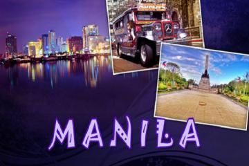 Du Lịch Philippines : Manila – Thác Pagsanjan - Tagaytay