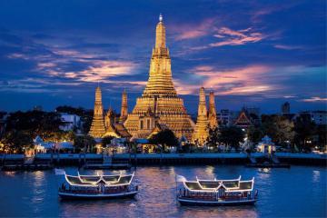 TOUR DU XUÂN 2020: THÁI LAN - BANGKOK - PATTAYA 5N4Đ(BAY SÁNG)