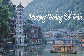 Tour Trung Quốc: Trương Gia Giới - Thiên Môn Sơn-  - Phượng Hoàng Cổ Trấn 6N5D