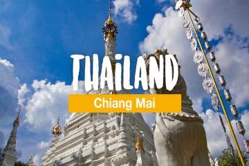 Du Lịch Thái Lan : Chiang Mai - Chiang Rai (bay thẳng)