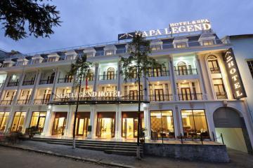 Khách sạn Sapa Legend.