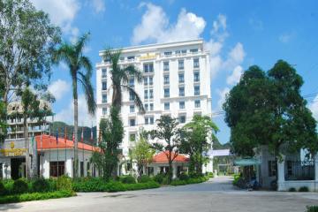 Ninh Bình Hidden Charm resort.