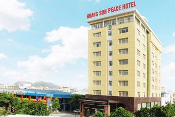 Khách sạn Hoàng Sơn Peace.