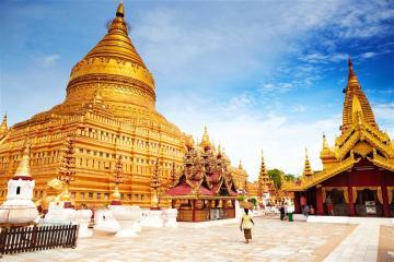 TOUR DU XUÂN 2020 MYANMAR: YANGON - BAGO - GOLDEN ROCK