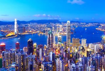 TOUR DU XUÂN 2020 HONG KONG: CHU HẢI - THẨM QUYẾN - QUẢNG CHÂU - THANH VIỄN