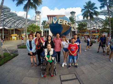 Đoàn Tham Quan Singapore - Malaysia