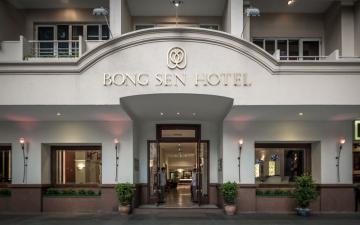 Khách sạn Bông Sen.