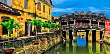 10 khu phố cổ nổi tiếng châu á