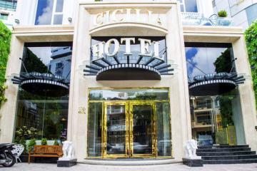 Khách sạn Cicilia.