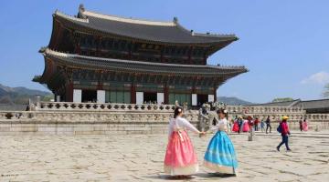 Gyeongbokgung - Điểm đến được nhiều bạn trẻ check in ở Hàn Quốc