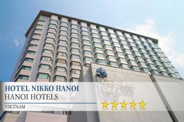 Khách sạn Nikko.