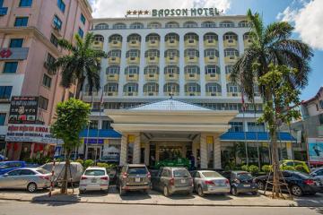 Khách sạn Bảo Sơn.