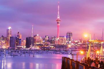 Du Lịch Úc - New Zealand