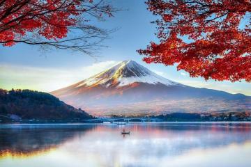 Những địa điểm đẹp như trong cổ tích nhất định phải ghé khi du lịch Nhật Bản