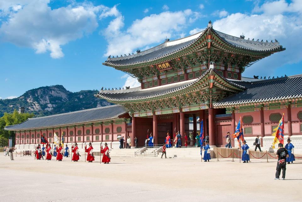 Du Lịch Hàn Quốc 2020(Mới) : SEOUL  – ĐẢO NAMI -  EVERLAND – HOÀNG CUNG(4N4Đ)