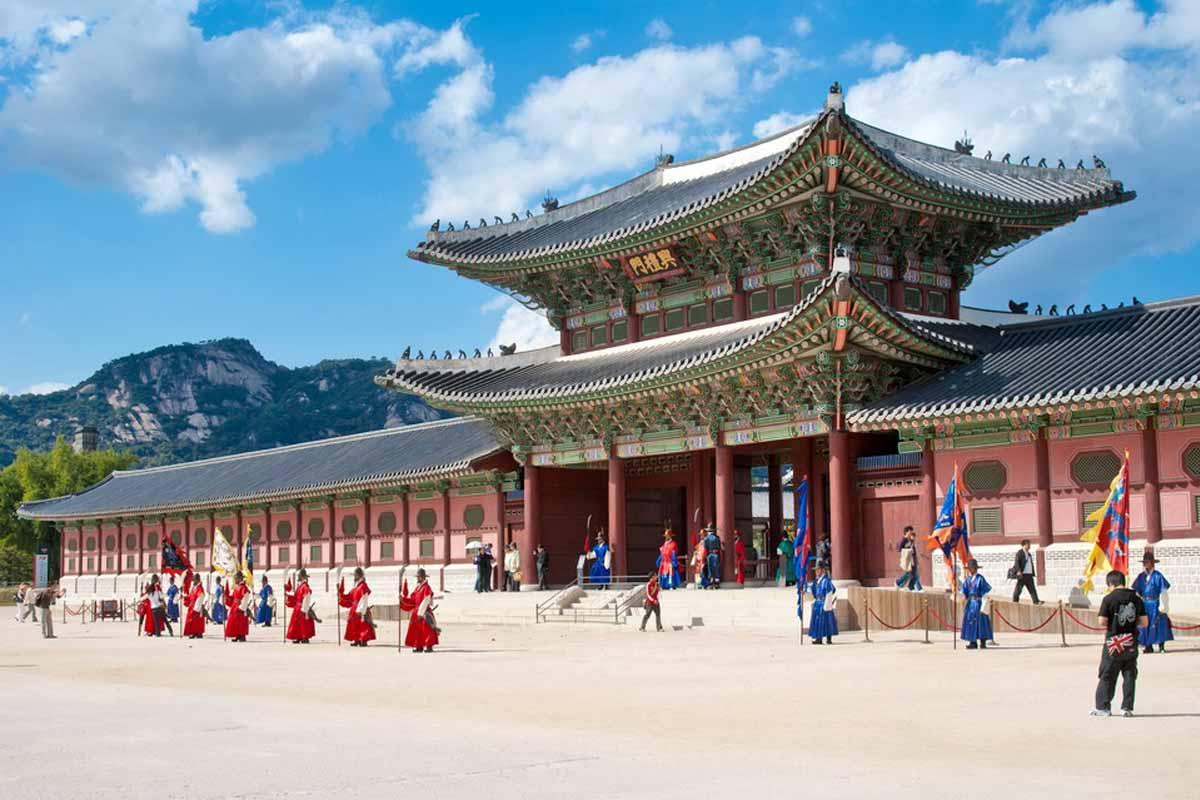 Du Lịch Hàn Quốc Mùa Hè 2019(Mới) : SEOUL – ARA WATERWAY – ĐẢO NAMI  EVERLAND – HOÀNG CUNG