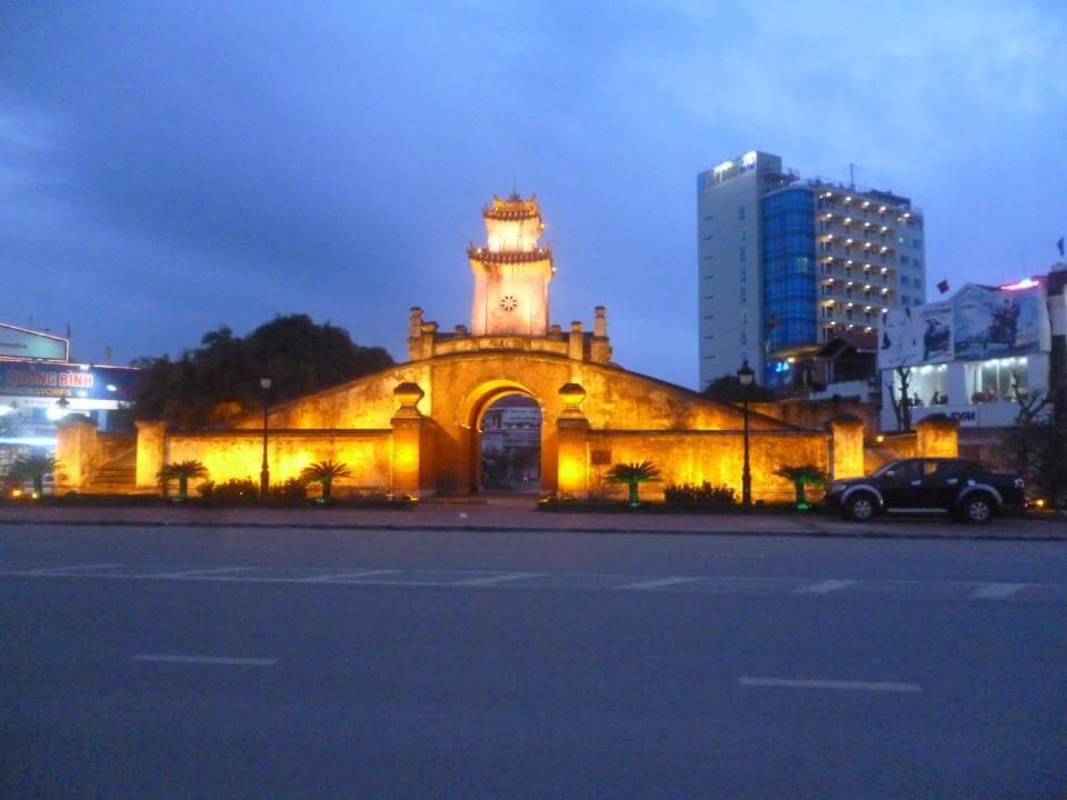 TOUR ĐỒNG HỚI 1/2 NGÀY - DONG HOI CITY TOUR