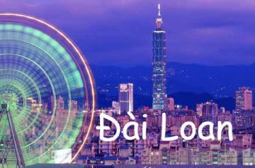 Đài Loan cấp lại visa Quan Hồng cho du khách Việt Nam