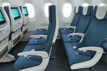 Cách chọn chỗ ngồi trên máy bay lý tưởng nhất