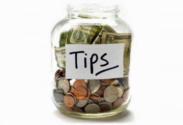 Nguyên tắc tip tiền khi du lịch nước ngoài.