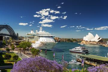 Du Lịch Úc: Melbourne - Sydney