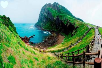 Du Lịch Hàn Quốc: Seoul - Jeju - Nami - Everland