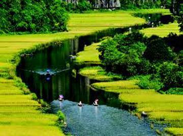 Vùng Du Lịch Đồng Bằng Sông Hồng Và Duyên Hải Đông Bắc
