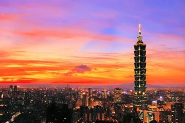 Du Lịch Đài Loan: Đài Bắc - Nam Đầu - Đài Trung - Cao Hùng
