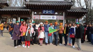 Đoàn Tham Quan Hàn Quốc