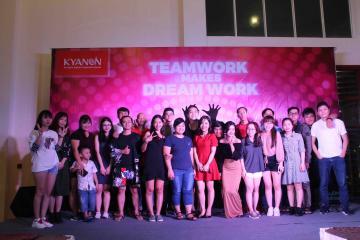 Team Building Gala Ninh Chữ