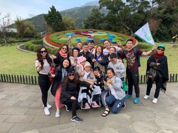 Đoàn Tham Quan Đài Loan