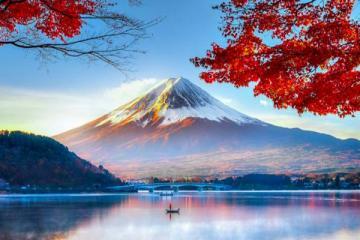 NGÀY 2: TOKYO - HAKONE - FUJI (Ăn sáng trên máy bay, trưa, tối)