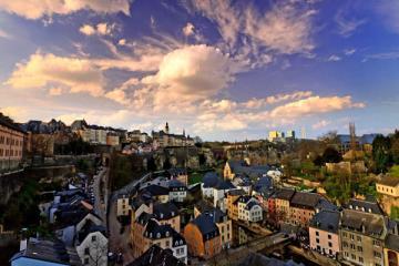 NGÀY 3: PARIS - REIMS - LUXEMBOURG (Ăn sáng, trưa, tối)