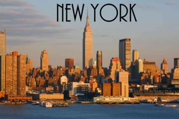NGÀY 1: TP.HCM – TAIPEI - NEW YORK (ĂN TỐI)