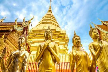 NGÀY 01: TP.HCM - BANGKOK - PATTAYA