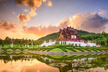 NGÀY 02 : CHIANG MAI - CHIANG RAI