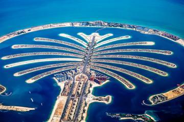 NGÀY 02 : ABU DHABI – DUBAI – ĐẢO CỌ