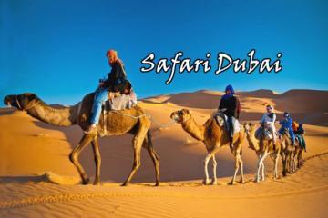 NGÀY 03 : DUBAI - TAXI NƯỚC – SA MẠC SAFARI – BỮA TỐI BBQ