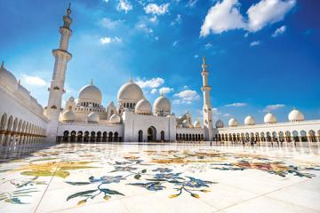 NGÀY 04 : DUBAI - ABU DHABI CITY TOUR